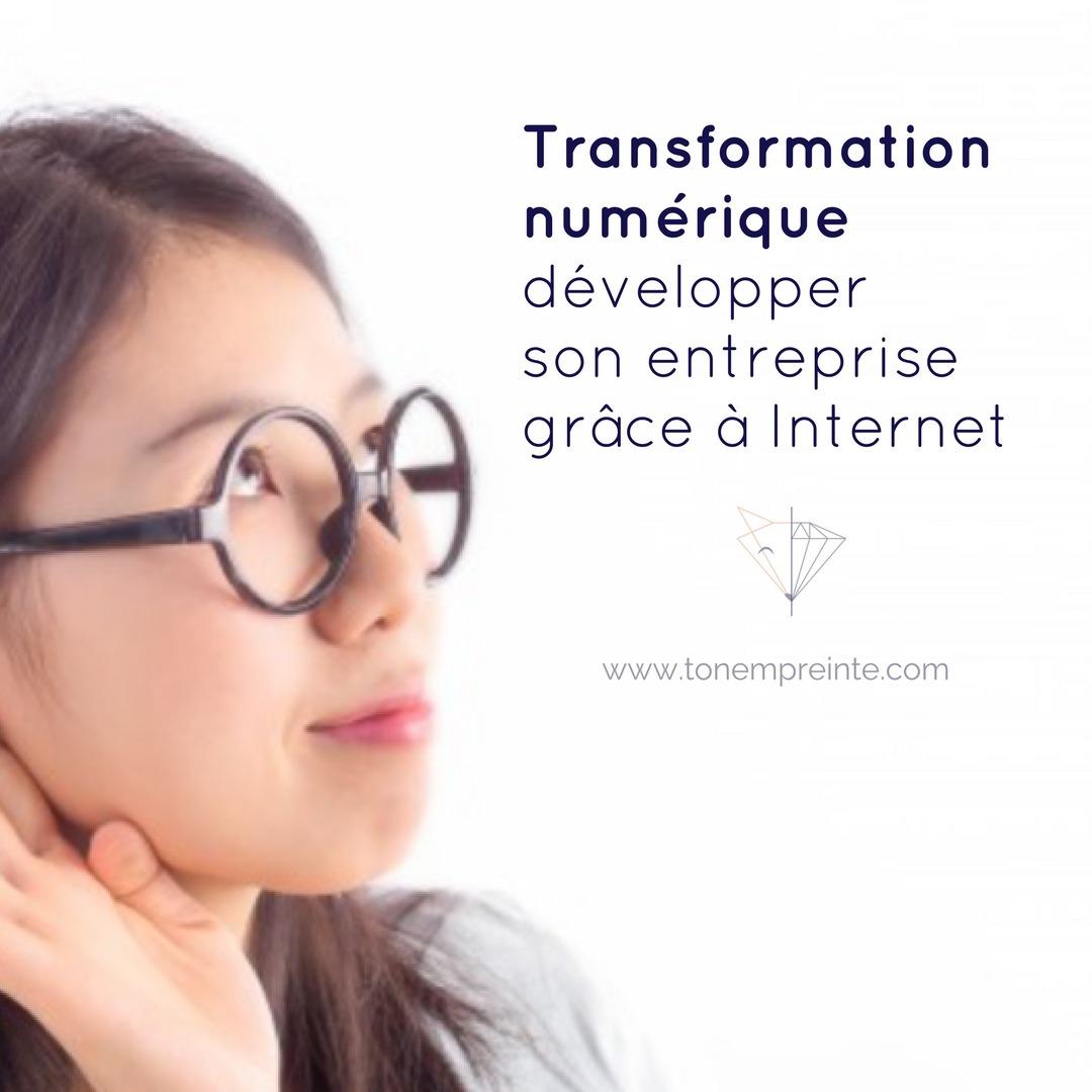 Les 3 impacts positifs de la transformation numérique sur votre entreprise