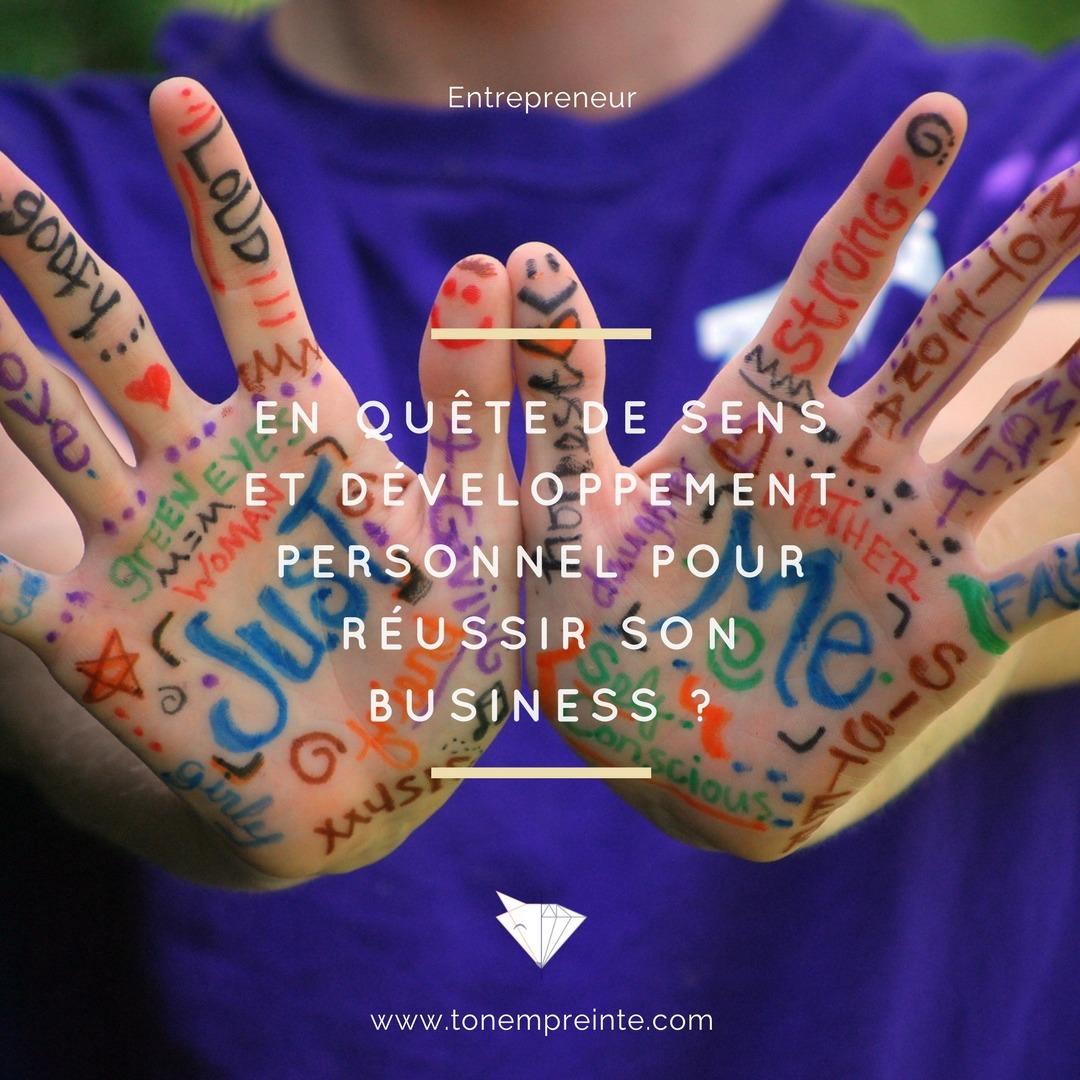 Développement personnel et professionnel : Pourquoi les 2 sont liés ? Mon expérience