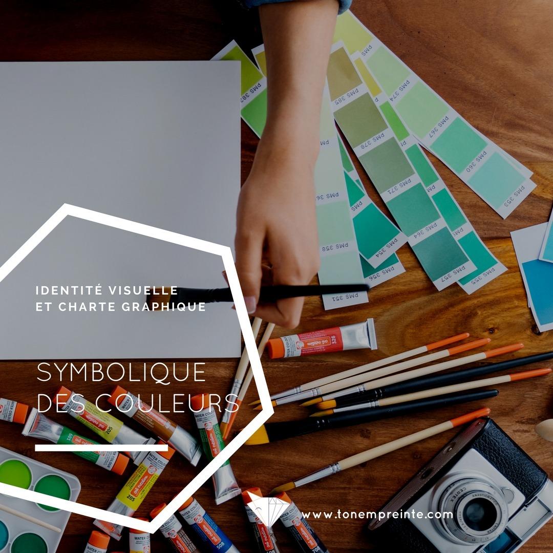 Symbolique des couleurs en communication