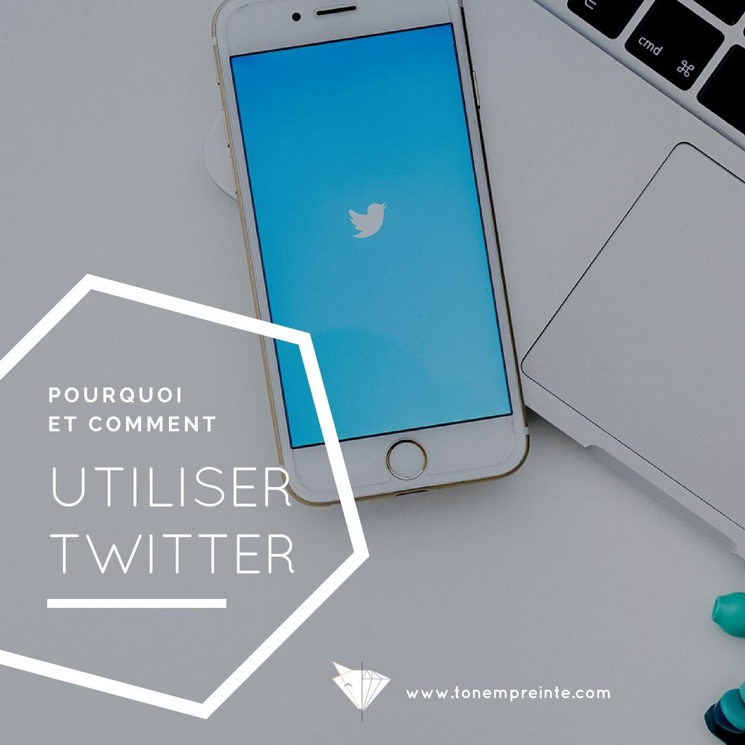 Pourquoi utiliser Twitter comme outil communication