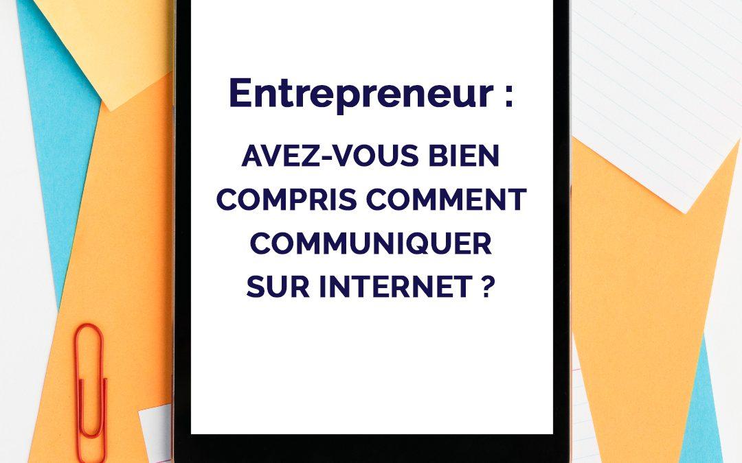 Comment communiquer sur Internet ?