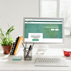 Site Internet – Dr. Nelly KERNEVEZ