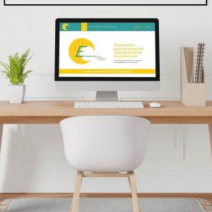 Identité et site Internet – Les entrepreneures de Gières et environs