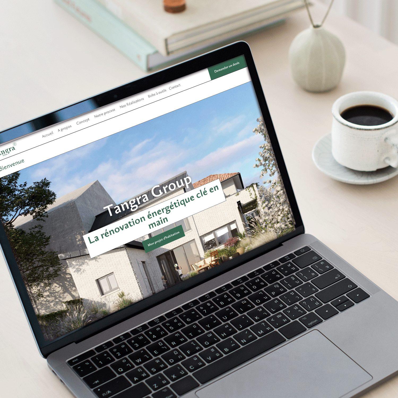 Création site Internet Tangra Group