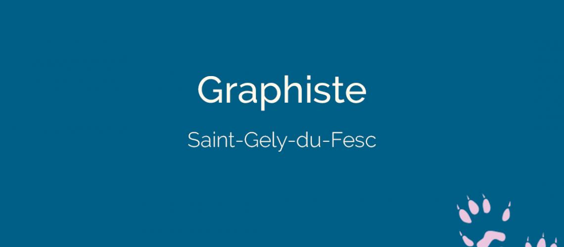 Graphiste à Saint-Gely-du-Fesc
