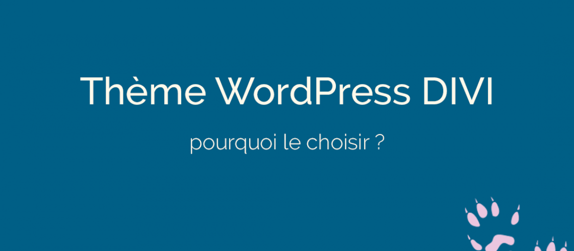 Thèmes Wordpress - ton empreinte