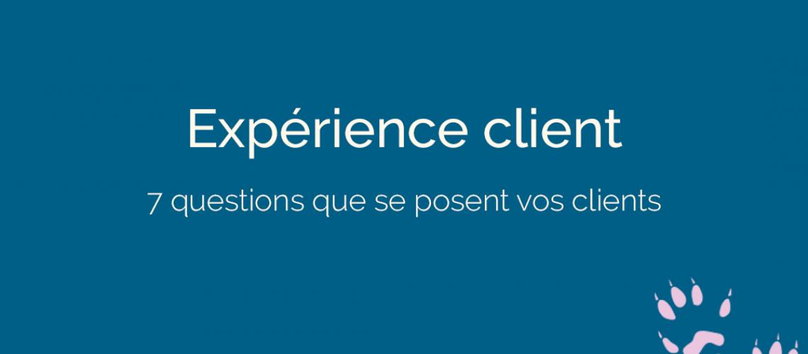 expérience client digitale - ton empreinte